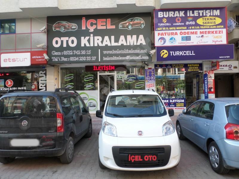 Ucuz Hesaplı Otomobil Araç Araba Kiralama Mersin 110 Tl