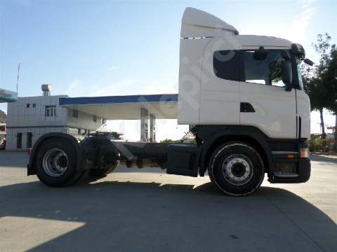 2009 MODEL SCANİA G 420 ÇEKİCİ RETARDERLİ