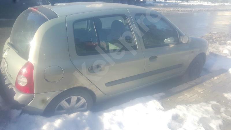 Renault Clio Full Aksesuar 2003 Model 133000 Kmrenault Clio 14