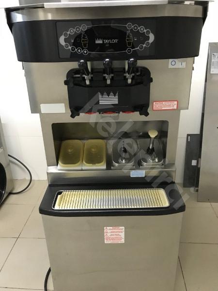 taylor soft dondurma makinasiendustri